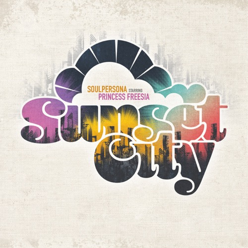 SOULPERSONA starring PRINCESS FREESIA - Sunset City (Deluxe Edition) - a disco concept album - full album stream
